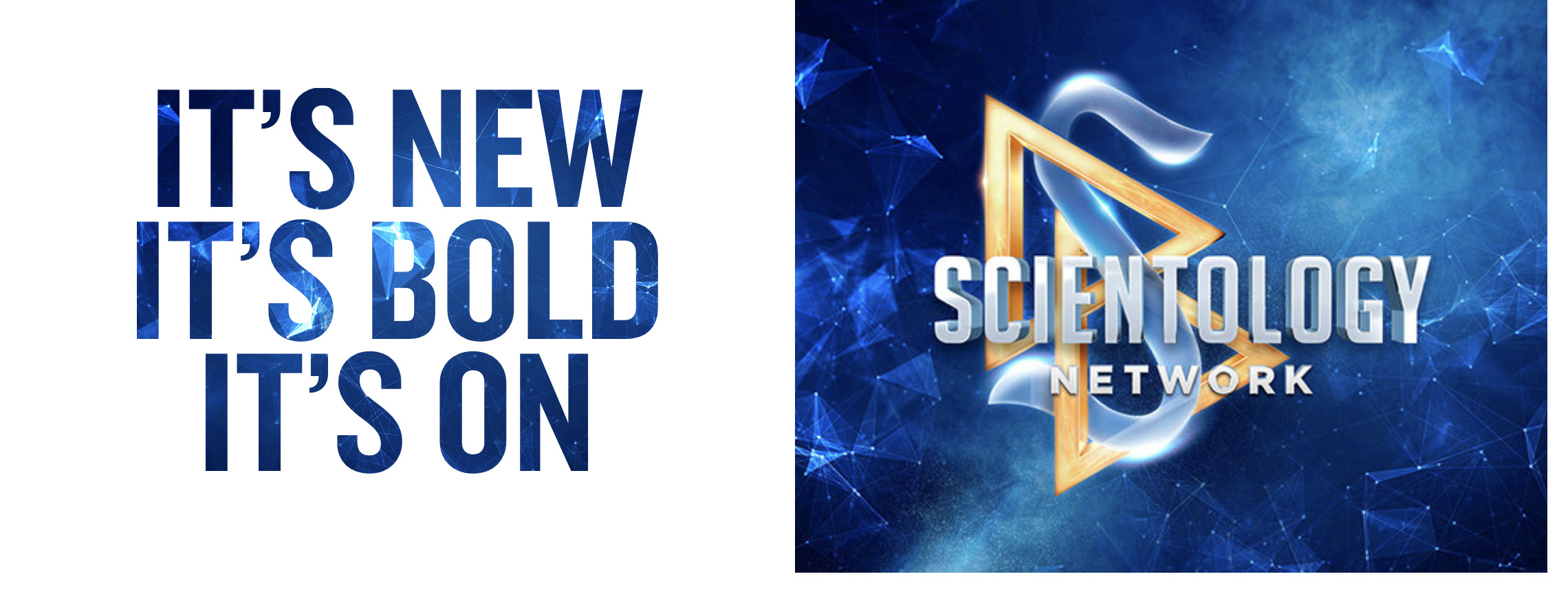 Discover Scientology UNCENSORED, the history and aim of our new TV Channel
